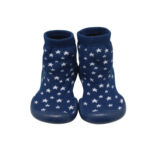 RCS 04 Slippers Blue Stars Front