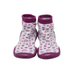 RCS 05 Slippers Hearts Purple Front