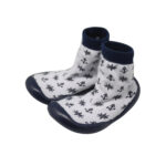 RCS 06 Slippers Blue Anchor Side