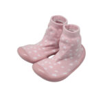 RCS 07 Slippers Pink Stars Side