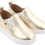 RC Loafers Rubber Sole Gold 8 copy
