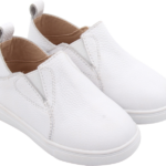 RC Loafers Rubber Sole White 3 copy