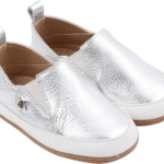 RC Loafers Soft Sole Silver 3 copy